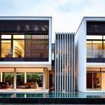 Thiết kế biệt thự không gian mở phong cách hiện đại