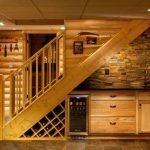 Thiết kế cầu thang gỗ cho nhà nhỏ lưu ý gì?