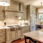 Những lưu ý khi lựa chọn tủ bếp tân cổ điển