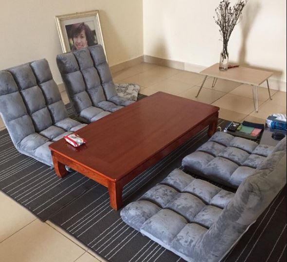 Kết quả hình ảnh cho Lựa chọn mua sofa giá rẻ loại không tựa hay tựa