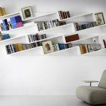 Ý tưởng thiết kế kệ sách đơn giản cho không gian thoáng đãng