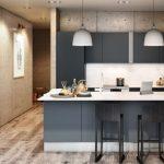 Những mẫu đảo bếp đẹp cho phòng bếp hiện đại