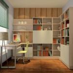 Những điều nên tránh khi thiết kế phòng đọc sách