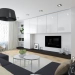 Đặc điểm của phong cách thiết kế nội thất hiện đại