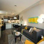Gợi ý trang trí phòng khách dài và hẹp