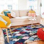 Mách bạn cách lựa chọn thảm trải sàn phòng khách
