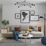 Thiết kế căn hộ phong cách Scandinavia