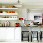 Gợi ý thiết kế nội thất phòng bếp nhỏ