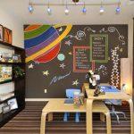 Thiết kế phòng học cho bé cần chú ý điều gì?