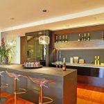 Một số lưu ý khi thiết kế quầy bar phòng bếp
