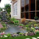 Một số lưu ý khi thiết kế sân vườn hiện đại