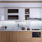 Vì sao nên sử dụng tủ bếp mini trong phòng bếp