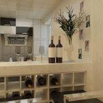 Chọn tủ rượu đẹp cho phòng khách thêm sang