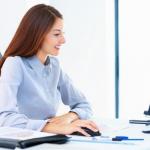 Tư thế ngồi làm việc tiêu chuẩn cho dân văn phòng
