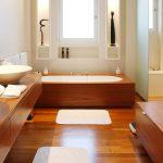 Chọn vật liệu lát sàn phòng tắm thông minh