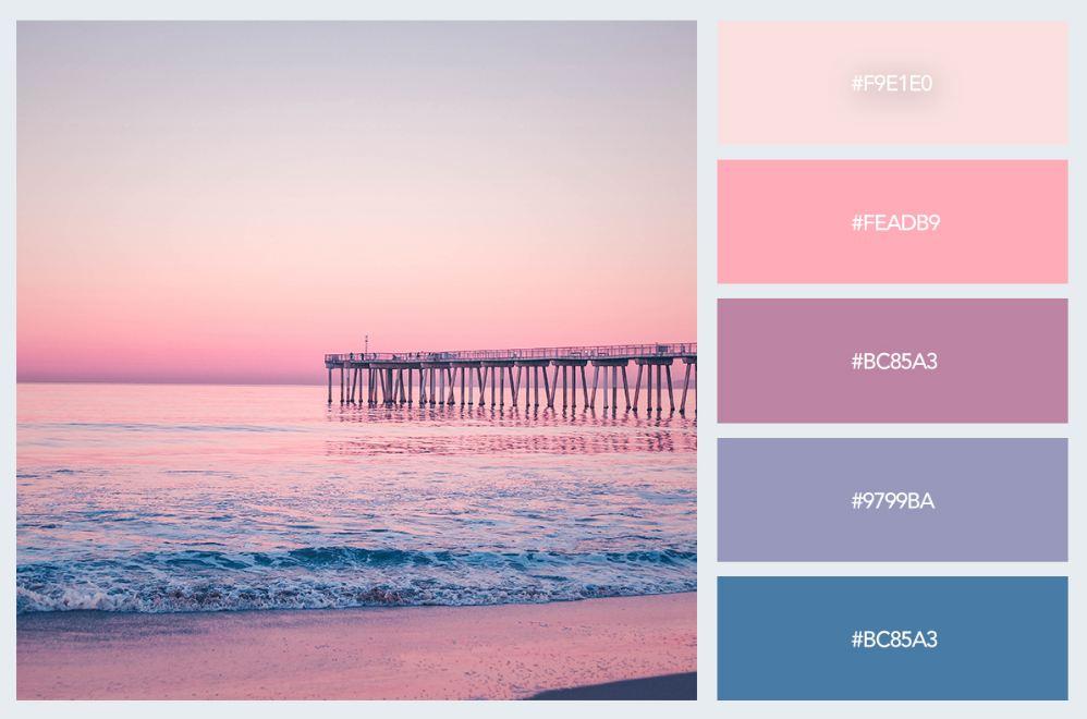 bảng màu pastel trong thiết kế nội thất 6