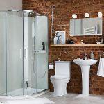 Tại sao nên sử dụng bồn tắm đứng vách kính?