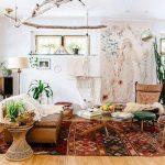 Trang trí căn hộ phong cách Bohemian