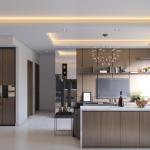 Kinh nghiệm thiết kế nội thất phòng bếp nhà ống