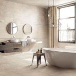 Chọn phong cách thiết kế phòng tắm phù hợp với không gian
