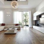 Chọn gỗ lót sàn cho nhà thêm sang trọng