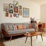 Mẫu bàn ghế gỗ phòng khách nhỏ đơn giản