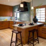 Thiết kế nhà bếp phong cách Nhật Bản