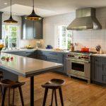 Tại sao nên chọn tủ bếp hình chữ L cho phòng bếp?