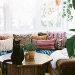 Tìm hiểu về phong cách Bohemian trong thiết kế nội thất
