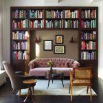 Những lưu ý khi thiết kế phòng đọc gia đình