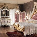 Thiết kế phòng ngủ phong cách Baroque