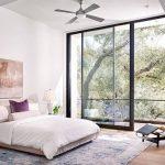 Thiết kế phòng ngủ với không gian mở thoáng đãng