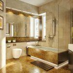 Thiết kế phòng vệ sinh hợp phong thủy