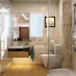 Ý tưởng thiết kế phòng vệ sinh trong nhà ống tiện nghi