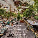 Gợi ý thiết kế quán cafe sân vườn nhỏ đẹp thu hút