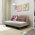 Gợi ý chọn sofa giường cho phòng khách nhỏ