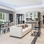 Làm mới không gian sống với phong cách thiết kế nội thất đương đại
