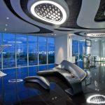 Thiết kế nội thất hitech cho dân cuồng công nghệ
