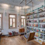 Gợi ý thiết kế quán cafe sách