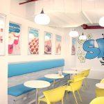 Gợi ý thiết kế quán trà sữa hút khách
