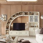 Gợi ý trang trí TV treo tường