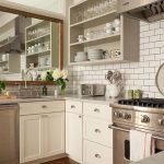 Chọn tủ bếp vintage cho không gian hoài cổ
