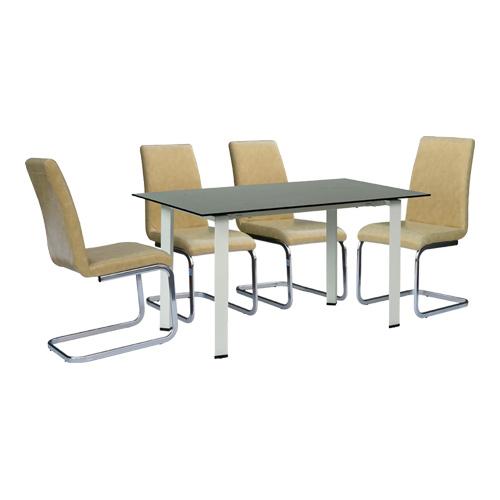 Bộ bàn ăn gia đình B57, G55