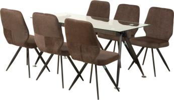 Bộ bàn ăn cao cấp B65, G65
