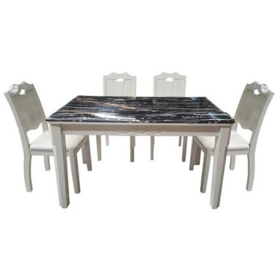 Bộ bàn ghế ăn cao cấp HGB66A