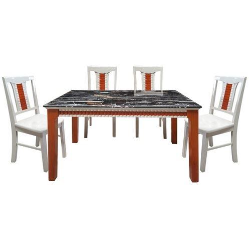 Bộ bàn ghế ăn cao cấp HGB68A, HGG68