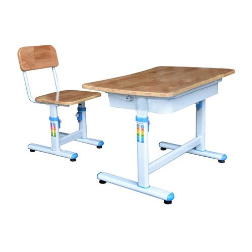 Bộ bàn ghế học sinh tiểu học BHS29B-4-GHS29-4