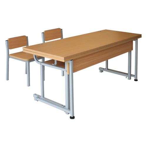 Bàn ghế học sinh bán trú BBT103-3G, GBT103-3G