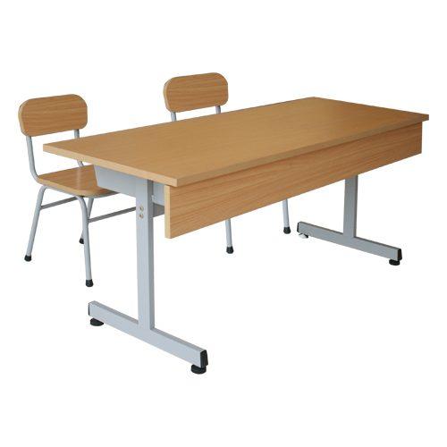 Bộ bàn ghế học sinh theo chuẩn BHS108HP, GHS108HP