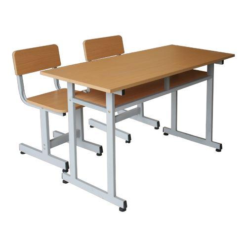 Bàn ghế học sinh bán trú BBT103-5G, GBT103-5G